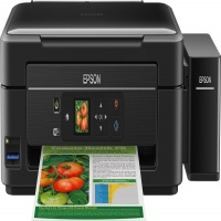 EPSON Printer L455 Multifunction Inkjet ITS