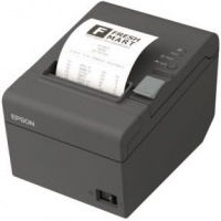 EPSON POS Printer TM-T20ii-002, Black/Grey