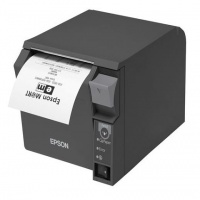 EPSON POS Printer TM-T70ii-024A0, Black/Grey