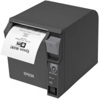 EPSON POS Printer TM-T70ii-032, Black/Grey