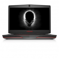 DELL Notebook Alienware 17 17.3``, Intel i7-6700HQ Win.10 Home Eng, 2GB Vga, FHD
