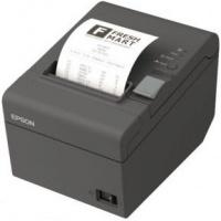 EPSON POS Printer TM-T20ii-002, Black/Grey