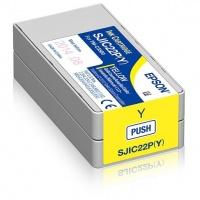 EPSON Cartridge Yellow C33S020604